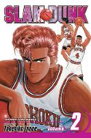 Slam Dunk, Vol. 2 by Takehiko Inoue