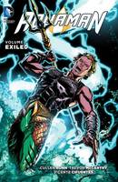 Aquaman HC Vol 7 Exiled by Jeff Parker